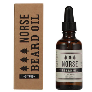Norse Citrus Beard Oil 50ml - The Love Trees