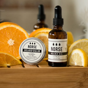 Norse Citrus Beard Bundle