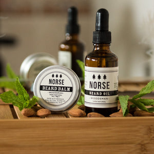 Norse Woodsman Beard Bundle