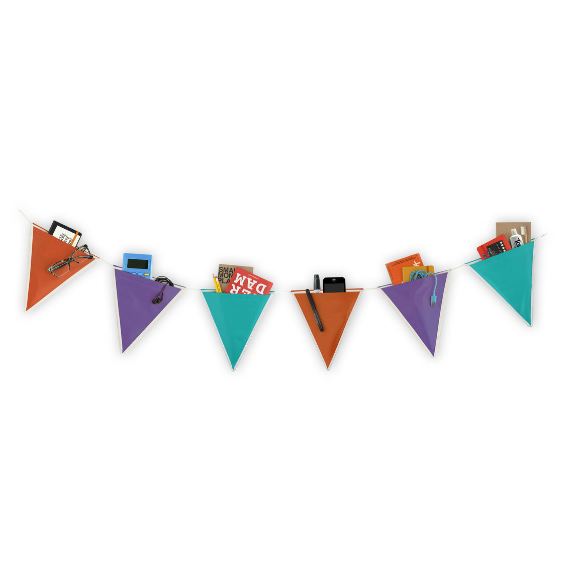 Festive Storage Banner Bunting - The Love Trees