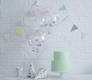 Confetti Filled Balloons - The Love Trees