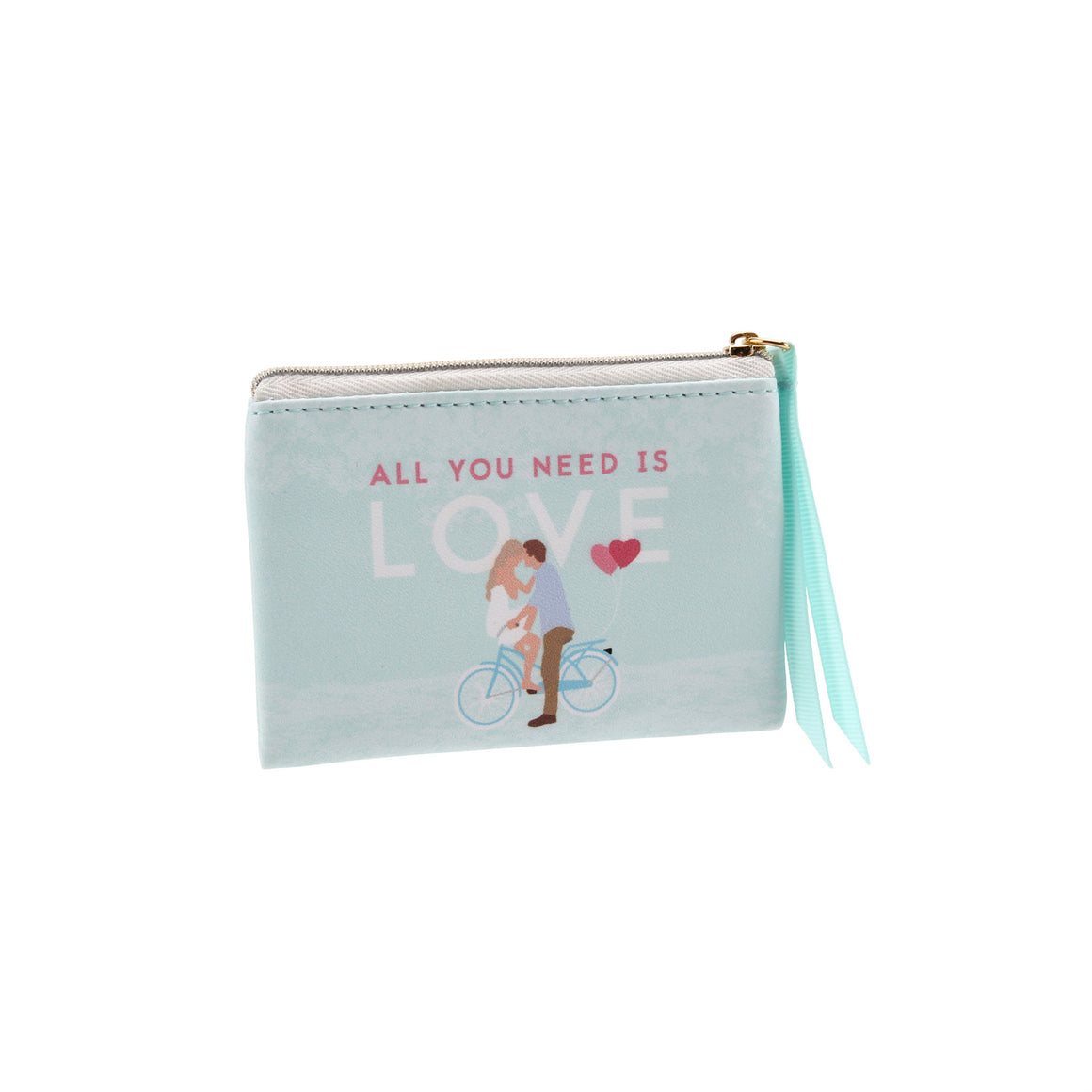 'All You Need Is Love' Coin Purse - The Love Trees