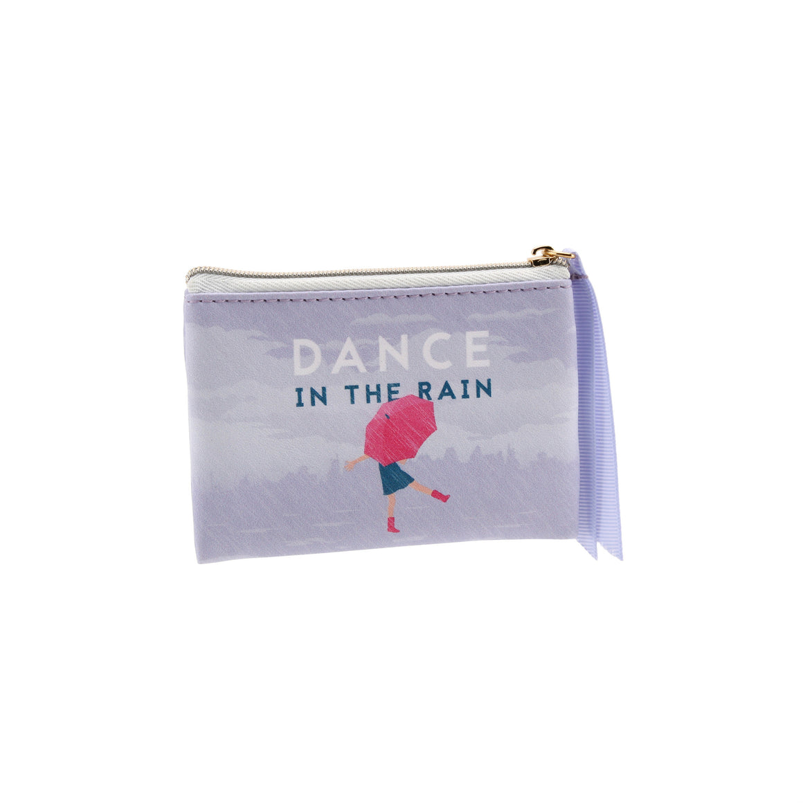 'Dance In The Rain' Coin Purse - The Love Trees