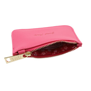 Willow & Rose 'Good Times' Fuchsia Coin Purse