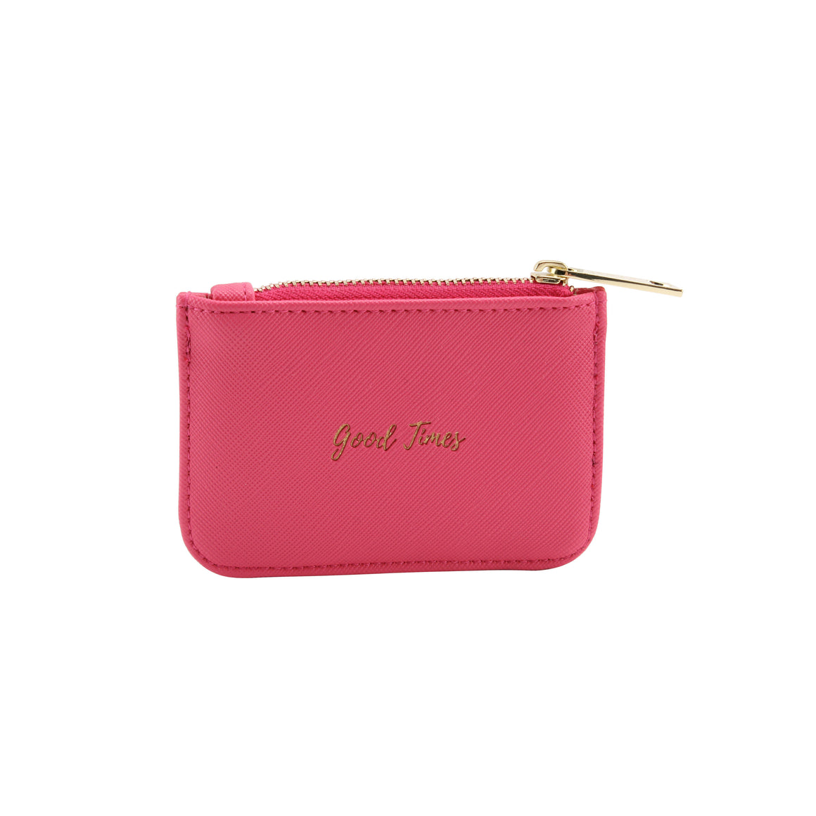 Willow & Rose 'Good Times' Fuchsia Coin Purse - The Love Trees
