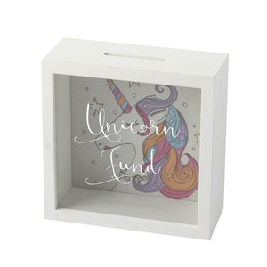 Unicorn Fund Money Box Case - The Love Trees