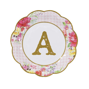 Truly Scrumptious Small EAT Paper Plates - The Love Trees