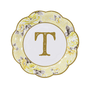 Truly Scrumptious Small EAT Paper Plates