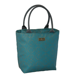 Beau & Elliot Lunch Tote Teal - The Love Trees
