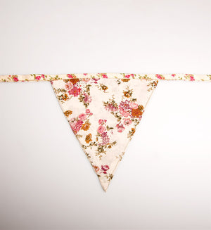 Stella Floral Fabric Bunting