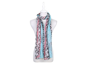 Zigzag 17 Women's Scarf - The Love Trees