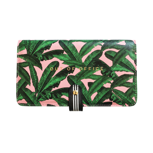 Alice Scott Travel Document Wallet - The Love Trees