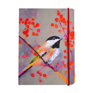 Carolyn Carter A6 Flexbound Notebook - The Love Trees