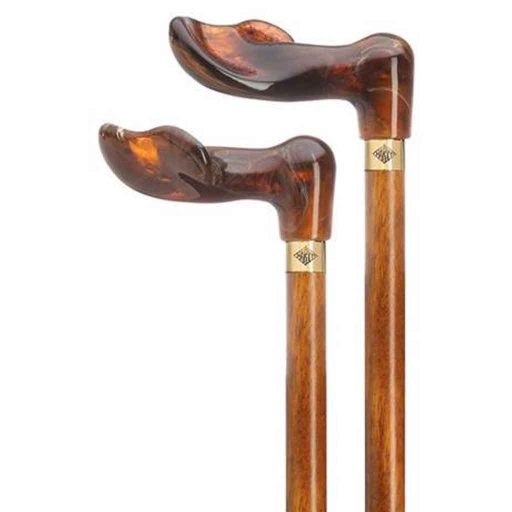 Palm Grip Handle Walking Canes