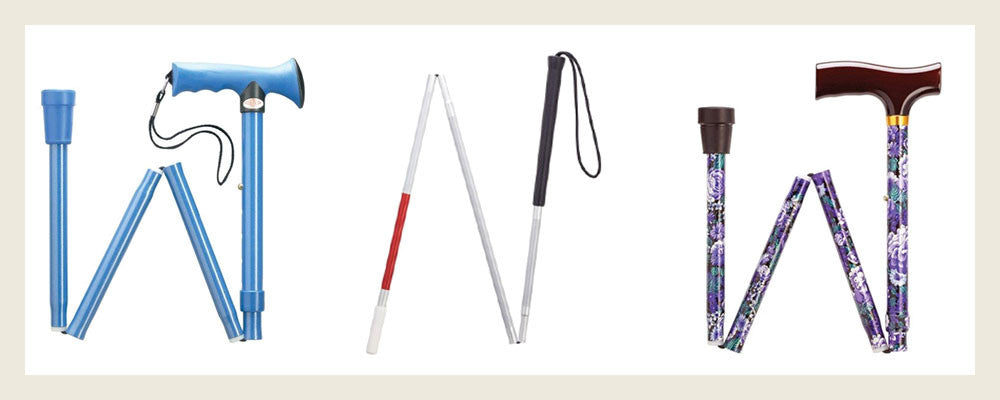 Folding Canes for Travel