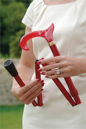 Folding and Collapsible Walking Canes
