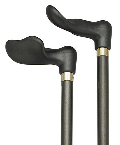 Soft Touch Grey Cane