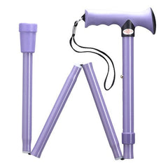 Purple Color Walking Canes