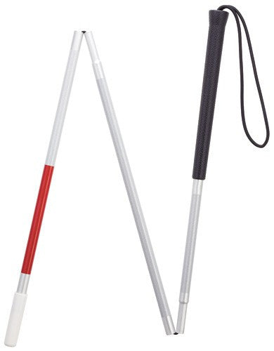Three Section Folding Cane