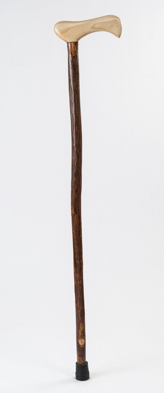 Free Form Hickory Walking Cane