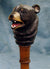 Black Bear Style Walking Stick or Hiking Staff