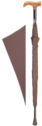 Ladies Derby Cane Umbrella