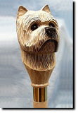 Dog Breed and Animal Walking Sticks