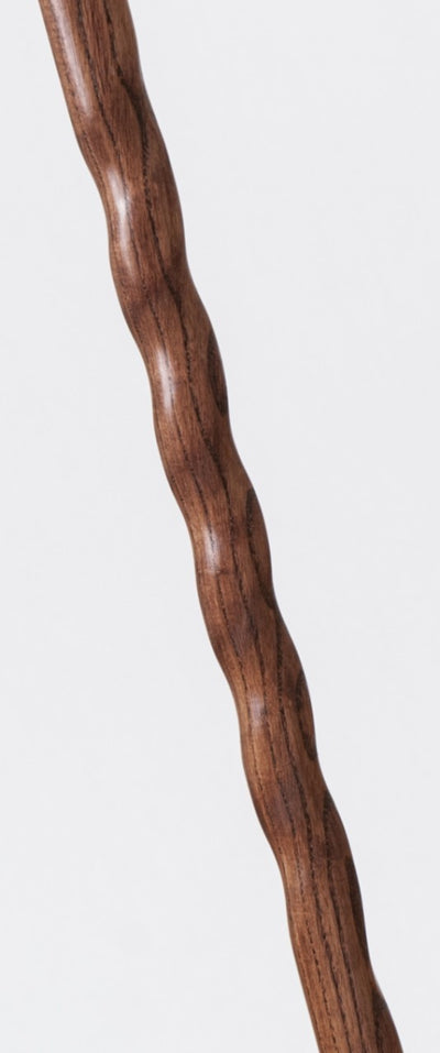 Best Seller Brown Stain Walking Stick Brazos