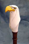 Eagle Style Walking Stick or Hiking Staff