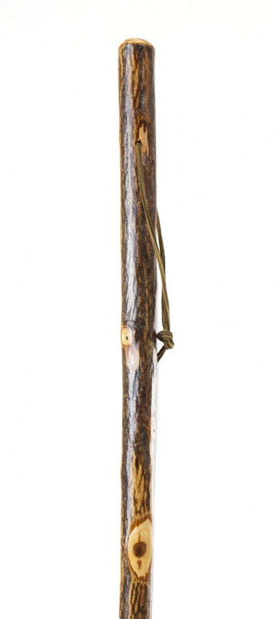 Free Form Hawthorn Hiking Staff