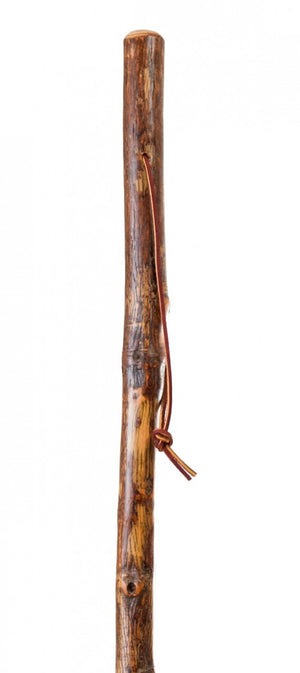 Free Form Hickory Hiking Staff