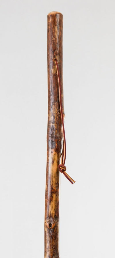 Trekking Pole made of Sturdy Wood
