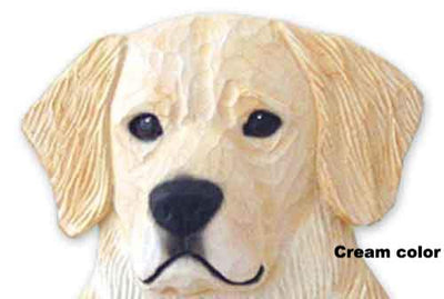 Best Retriever Walking Stave Cream Color
