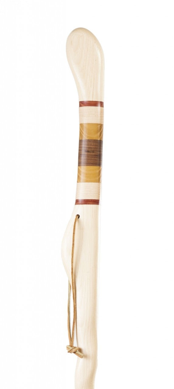 Strong Brazos Mesquite Hickory Wood Staff