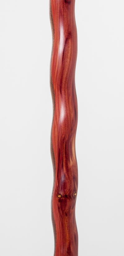 Sturdy Cedar Hame Top Walking Cane