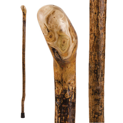 Supportive Wooden Walking Stick