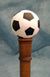 Soccer Style Walking Stick and Hiking Staff