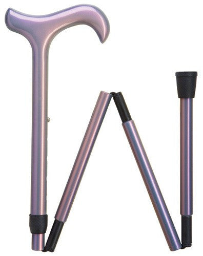 Luminescent Lavender Ultra Light Carbon Cane