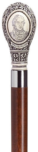 Lord Nelson Walnut Cane