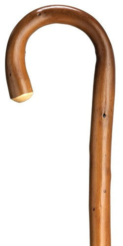 Knotted English Chestnut Mens Cane