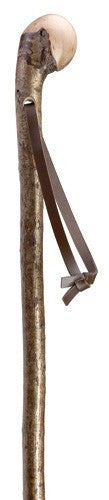 Hazel Root Knob Walking Stick