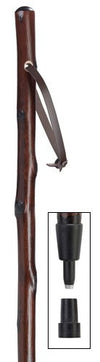 Hiker Brown Chestnut Walking Stick