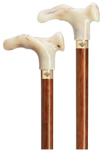 Marbleized Cherry Comfort Grip Cane
