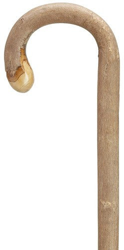 Mens Genuine White Ash Cane Bulb Nose