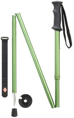 Backcountry Hiker Stick Green