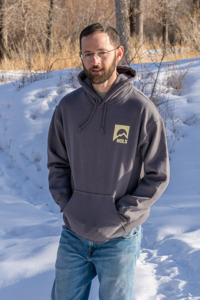 NOLS Wilderness Medicine Hooded Sweatshirt
