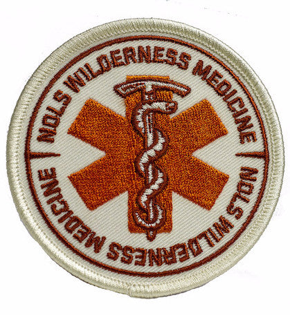 NOLS Wilderness Medicine Patch
