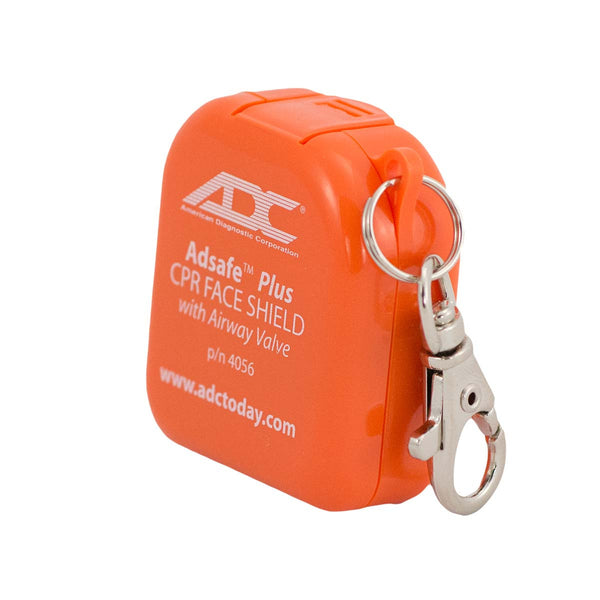 CPR Micro Face Shield Key Chain