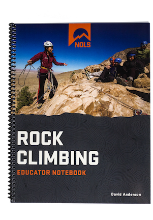 Rock Climbing Educator Notebook
