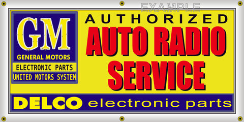 CAR BRANDS & SERVICE BANNERS – Tagged